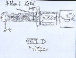 Imperial Holdout Pistol
