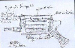Type-63 Stampede Revolver