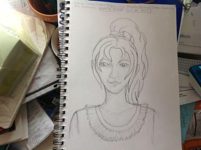 File:Gloria scott sketch by jadis.jpg