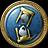 V badge TimeSpentBadge