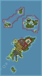 Map PeregrineIsland