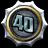 Badge level 40