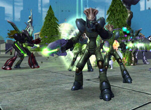 Invasion main