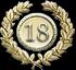 Badge vr months 018