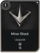 Minor Shock