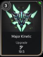 Major Kinetic