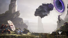 Paragon screenshot 1