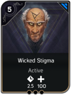 Wicked Stigma
