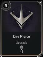 Dire Pierce
