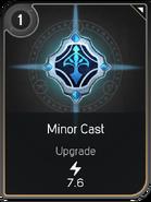 Minor Cast