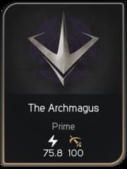 The Archmagus card