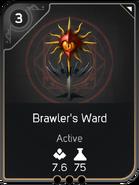 Brawler's Ward
