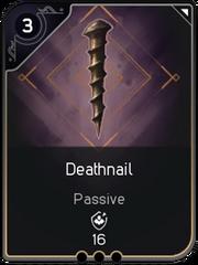 Deathnail card