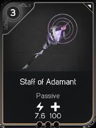 Staff of Adamant