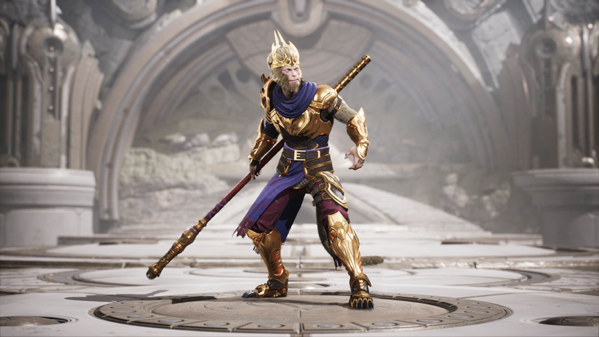 Wukong Royal skin