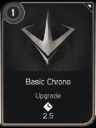 Basic Chrono