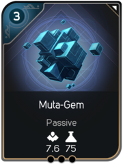 Muta-Gem card