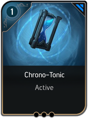 Chrono-Tonic card