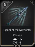 Spear of the Rifthunter