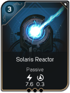 Solaris Reactor