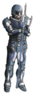 Armsmaster by kesha9