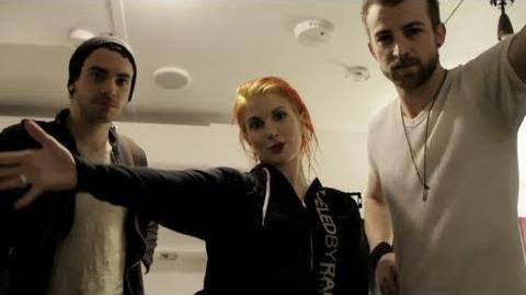 Paramore Monster (Beyond The Video)