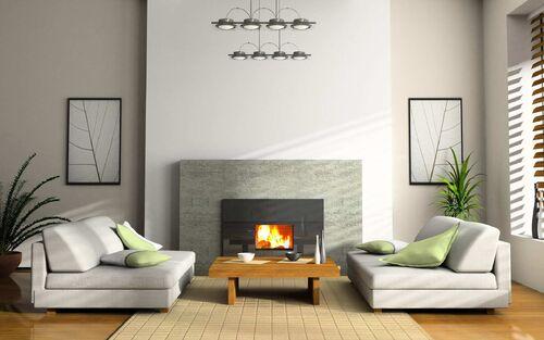 Cecilia Spall's Living Room