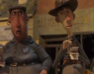 Deputy and Sherrif