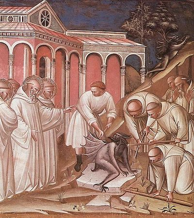 File:400px-Spinello Aretino Exorcism of St Benedict.jpg