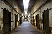 Haunted places penitentiary