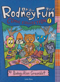 RodneyFun Comic Collection cover