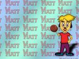 Matt wallpaper 1024x768