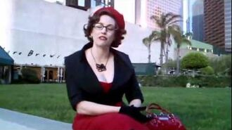 Gail Carriger, from the 2011 RT Convention in Los Angeles