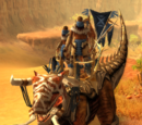 Tyranozaur Pustynnych Jeźdźców