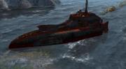 Leighton in the Submarine