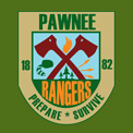 Pawnee Rangers Badge