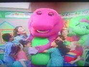 Barney & Friends Barney & The Cast Group Huge