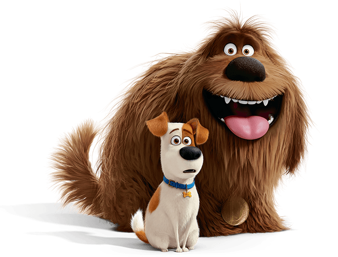 image   max and duke pets png the parody wiki fandom