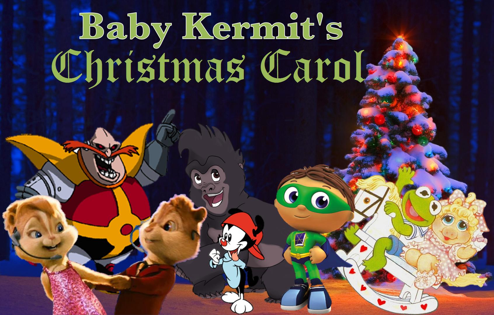 baby kermits christmas carol the parody wiki fandom