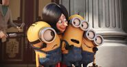 Scarlet and minions