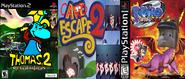 Thomas 2, Card Escape 2, and Ten Cents 2.