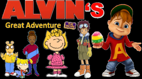 Alvin's Great Adventure