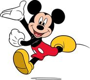 Mickey Mouse as Mickey