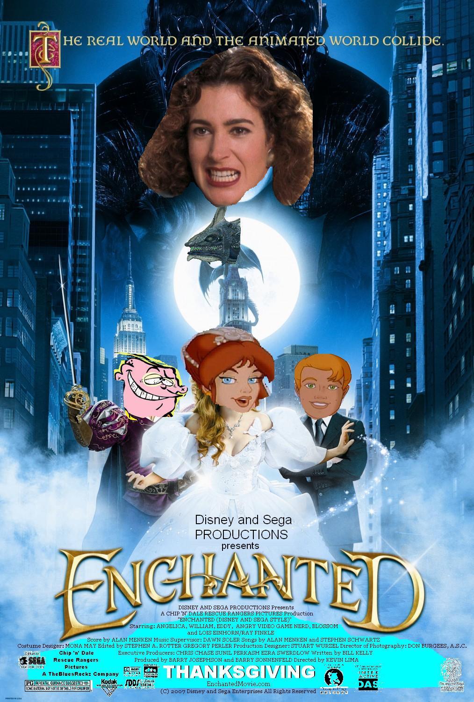 Category Enchanted Movie Spoofs The Parody Wiki Fandom