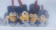 Minion soldiers