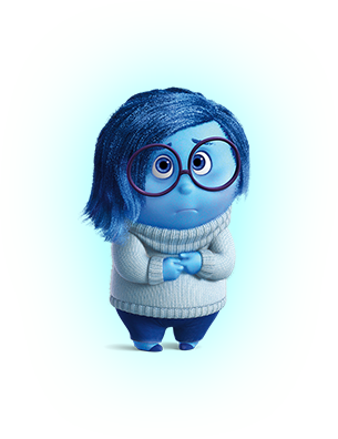 Inside Out Sadness Amigurumi : Image - Sadness inside out 2015.png The Parody Wiki ...