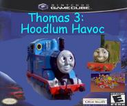 Thomas 3 - Hoodlum Havoc Poster.