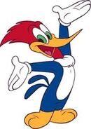 Woody Woodpecker Promopic