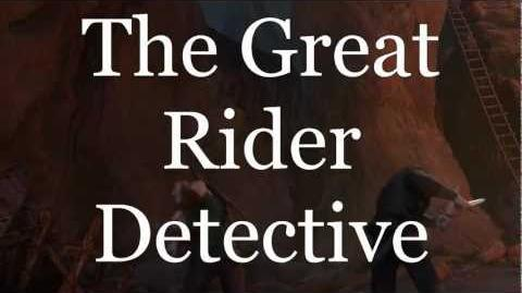 The Great Rider Detective Trailer