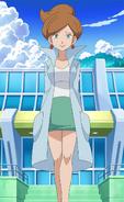 Professor Juniper Anime